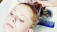 How to Use Dawn Dishwashing Liquid for Lightening Hair