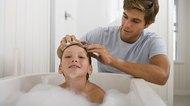 How to Treat Dandruff in Children