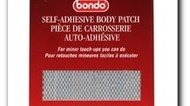 How to Use a Bondo Body Patch