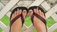 How to Make a Pair of Leather Flip-Flops