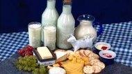 Foods High in Potassium & Calcium