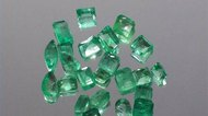 How to Clean Rough Emeralds