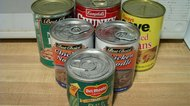Types of Canned Foods