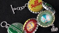 How to make a Bottlecap Bracelet