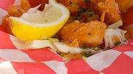How to Make BEER BATTER DEEP FRIED FISH, Shrimp ,Chicken