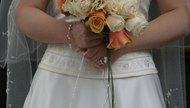 How to Make a Detachable-Train Wedding Dress