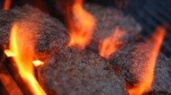 Homemade Gas Grill Heat Shields