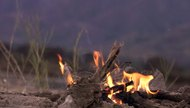 How to Remove Campfire Smoke From Your Hair