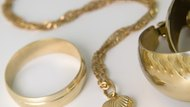 How to Clean Gold-Plated Silver Jewelery