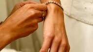 How to Unfasten a Diamond Tennis Bracelet Clasp