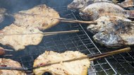 How to Cook Fish on a Rotisserie
