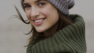 How to Make a Slouchy Hat With Old Clothes