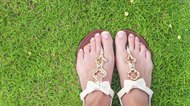 How to Make Thongs and Sandals More Comfortable