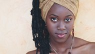 How to Make Ladies African Headwraps