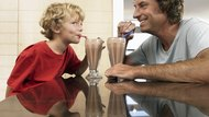 How to Make A Homemade Chocolate Milkshake