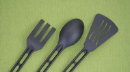 Silicone Versus Nylon Utensils