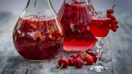 Liqueur made of wild berries