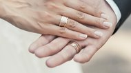 How to Wear A Wedding Band and Engagement Ring