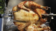 Rotisserie barbeque Chicken
