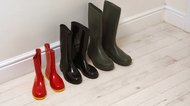 How to Clean the Inside of Rubber Boots