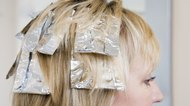 How to Highlight Your Own Long Hair With Foil