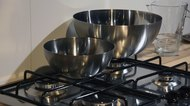 How to Bake in Stainless Steel Bowls