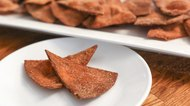 How to Make Quick and Easy Mexican Bunuelos -- Cinnamon Crisps