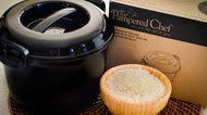 How to Use a Pampered Chef Rice Cooker