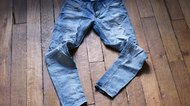 How to Repair Jeans Ripped in the Crotch