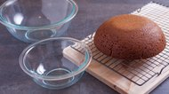 How to Make a Cake in a Pyrex Bowl