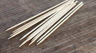 How to Soak Wooden Skewers
