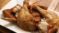 How to Deep Fry a Whole Chicken in Peanut Oil