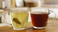 Acidic Difference Between Tea & Coffee