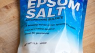 Good Substitute for Epsom Salt