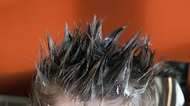 How to Spike Hair With Egg White