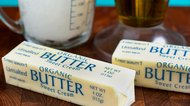 How to Substitute Butter for Vegetable Shortening