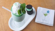 How to Make an Ice Cream Grasshopper Drink