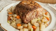 How to Cook a 4-Lb Boneless Pork Loin