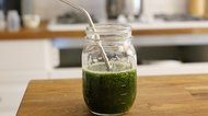 How to Juice Kale in a Blender