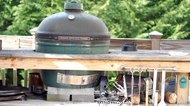How to Clean Big Green Egg Grills