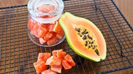 How to Dehydrate Papaya