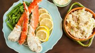 What Side Dishes Go With Crab Legs
