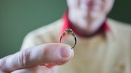 How to Fix a Loose Wedding Band Ring