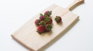 How to Cut Strawberries for Decoration