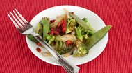 How to Stir Fry Frozen Vegetables