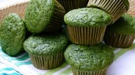 Pamela Salzman's Green Muffins