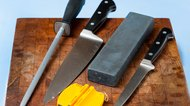 How to Use a Manual Hand Held Knife Sharpener