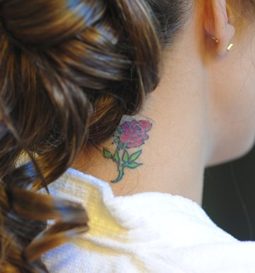 How to Hide Neck Tattoos