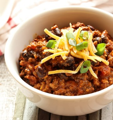 Things to Serve With Chili
