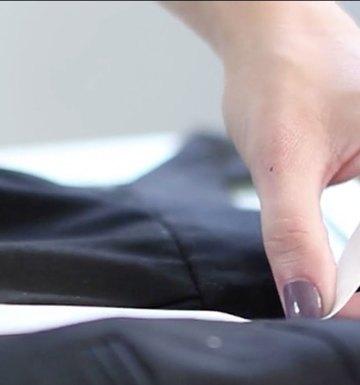 DIY Tuxedo Pants